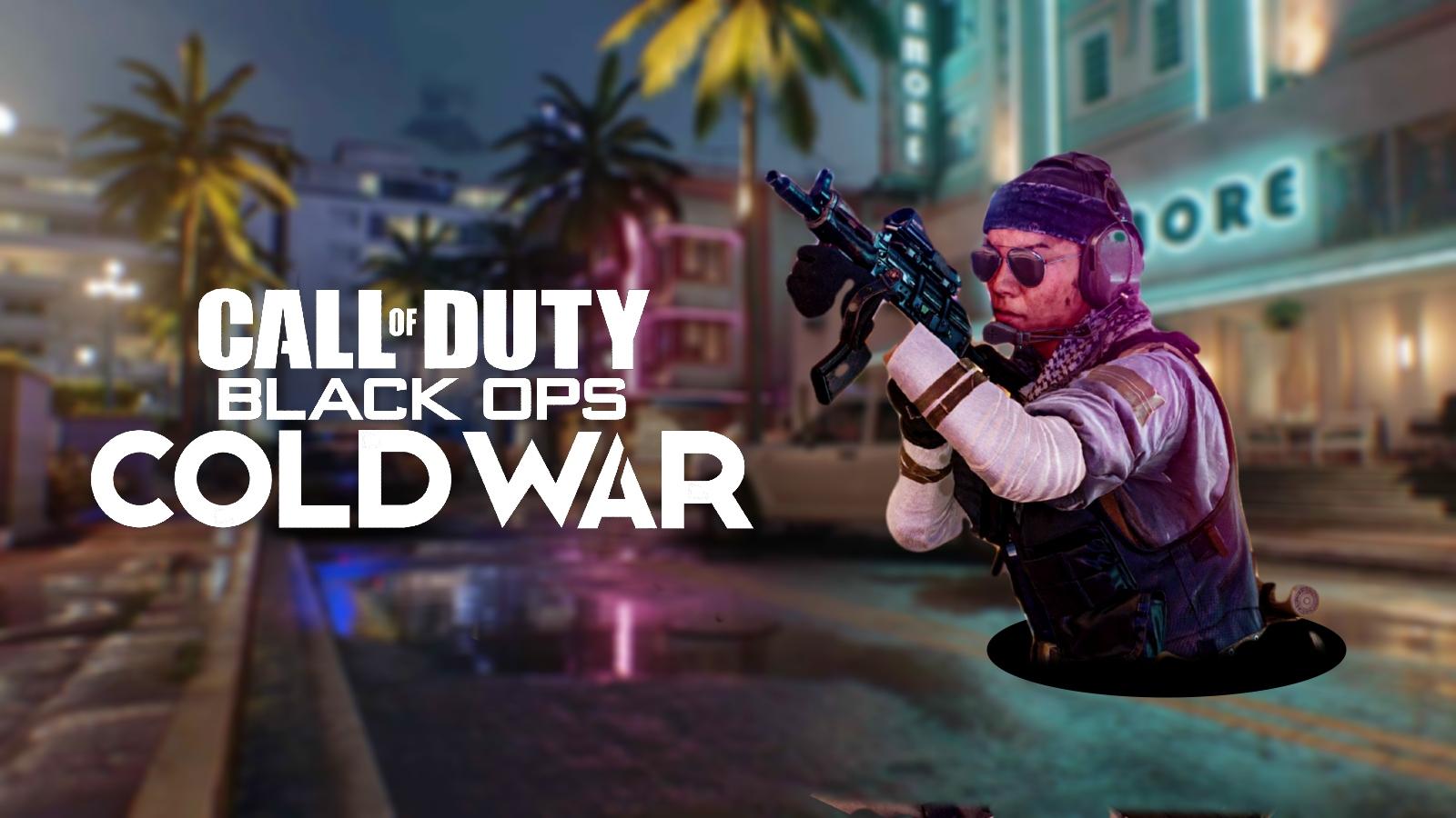 black ops cold war miami bug fall through map