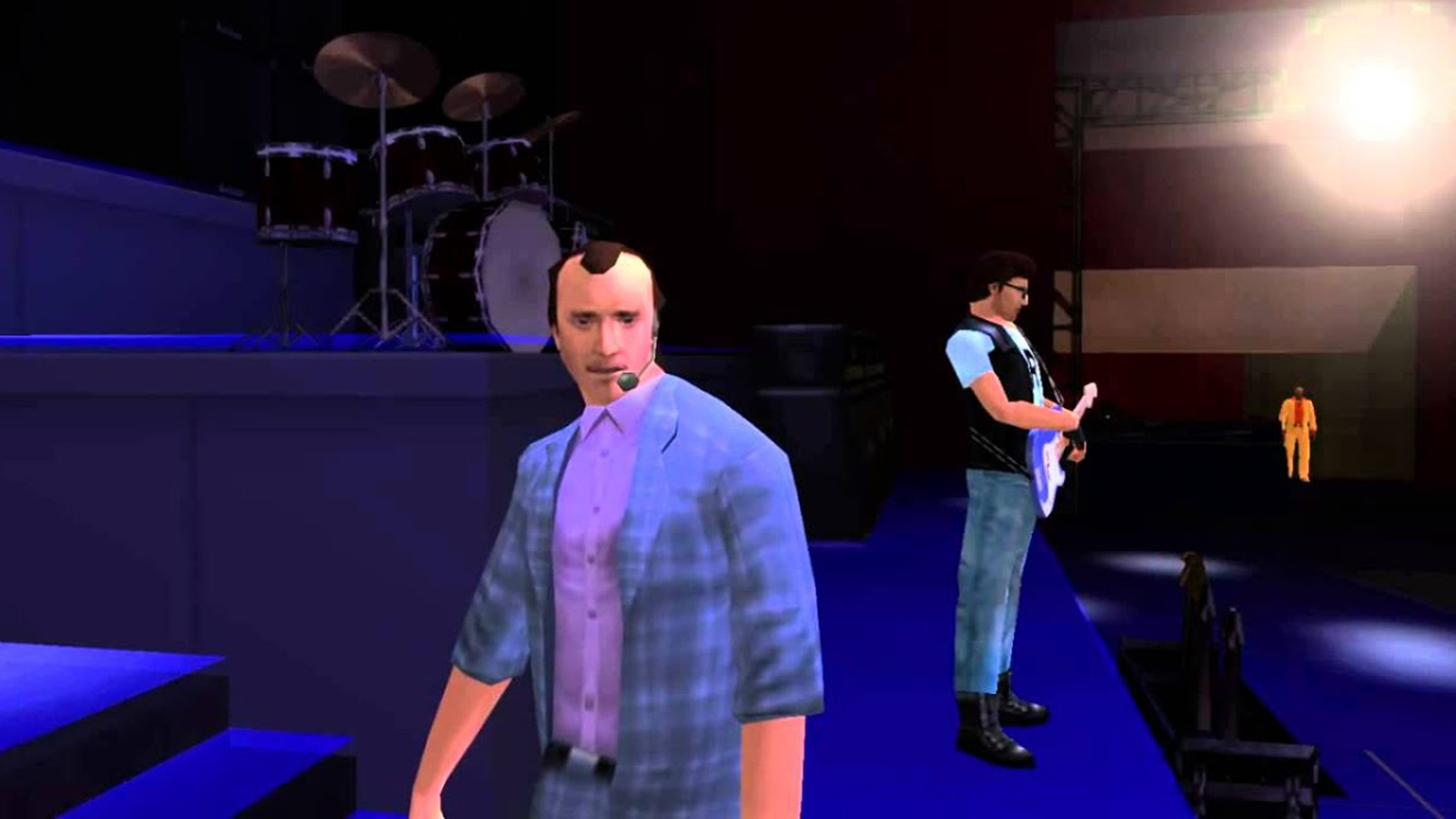 Phil Collins in GTA Vice City Stories