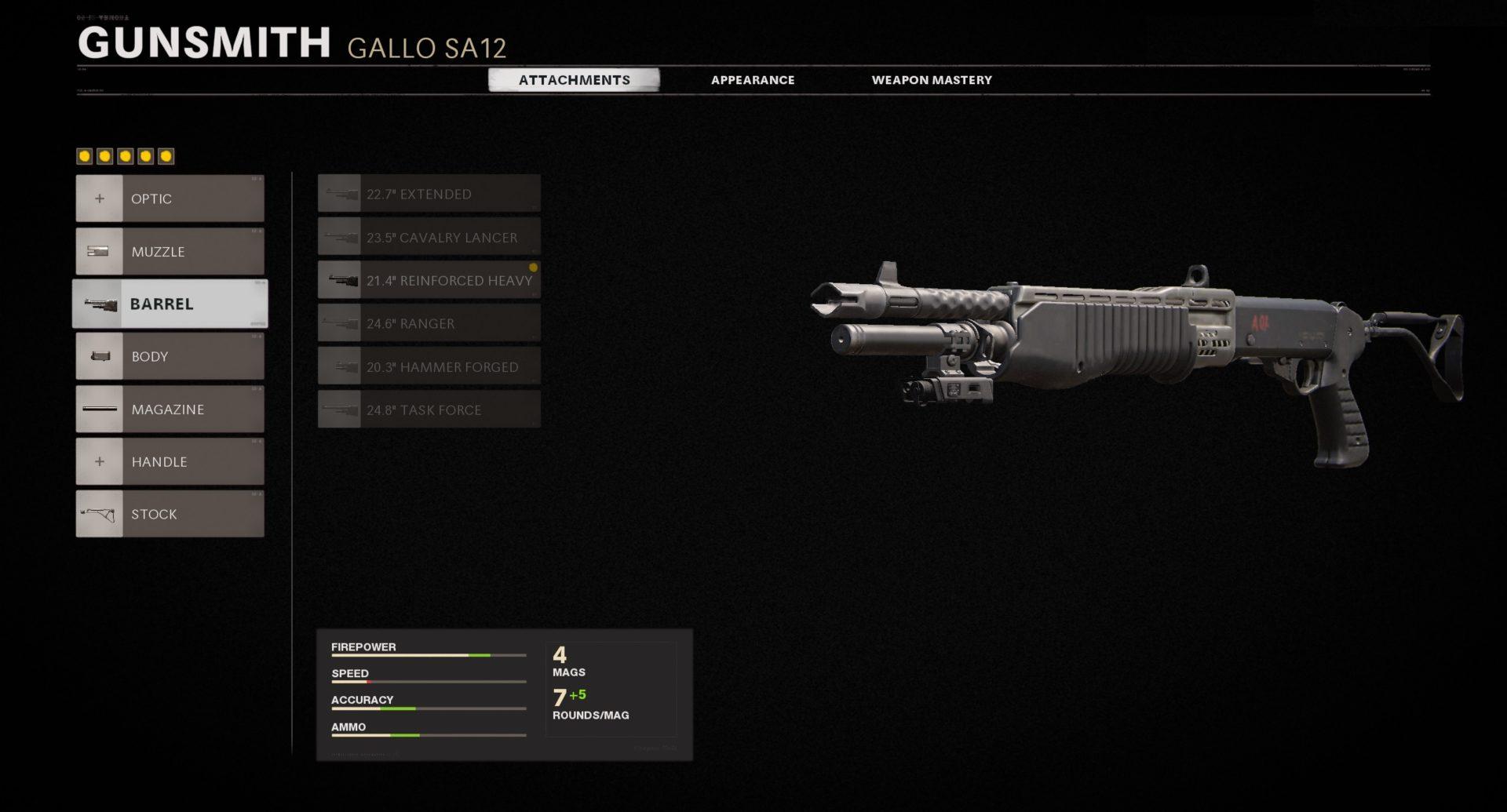 Gallo SA12