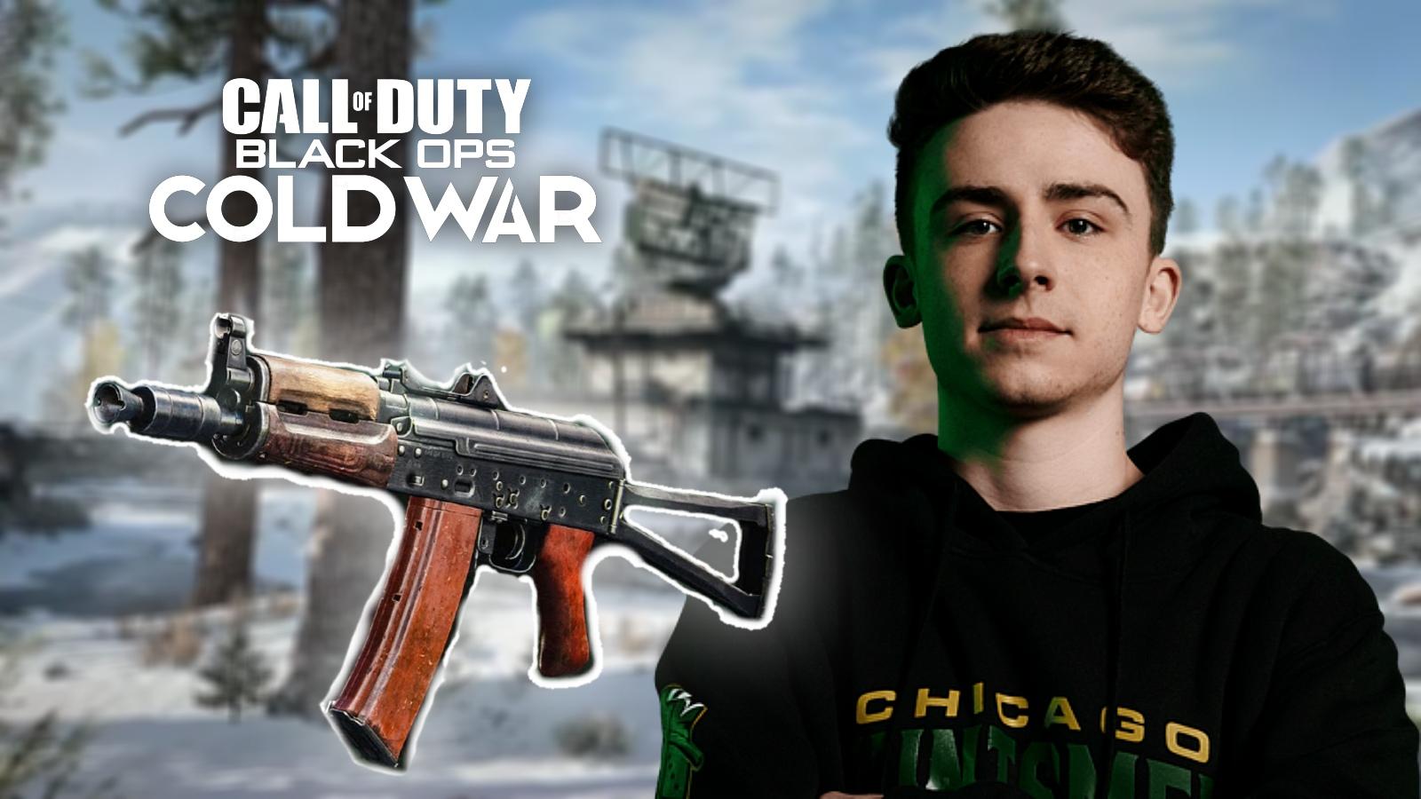 envoy ak74u loadout black ops cold war