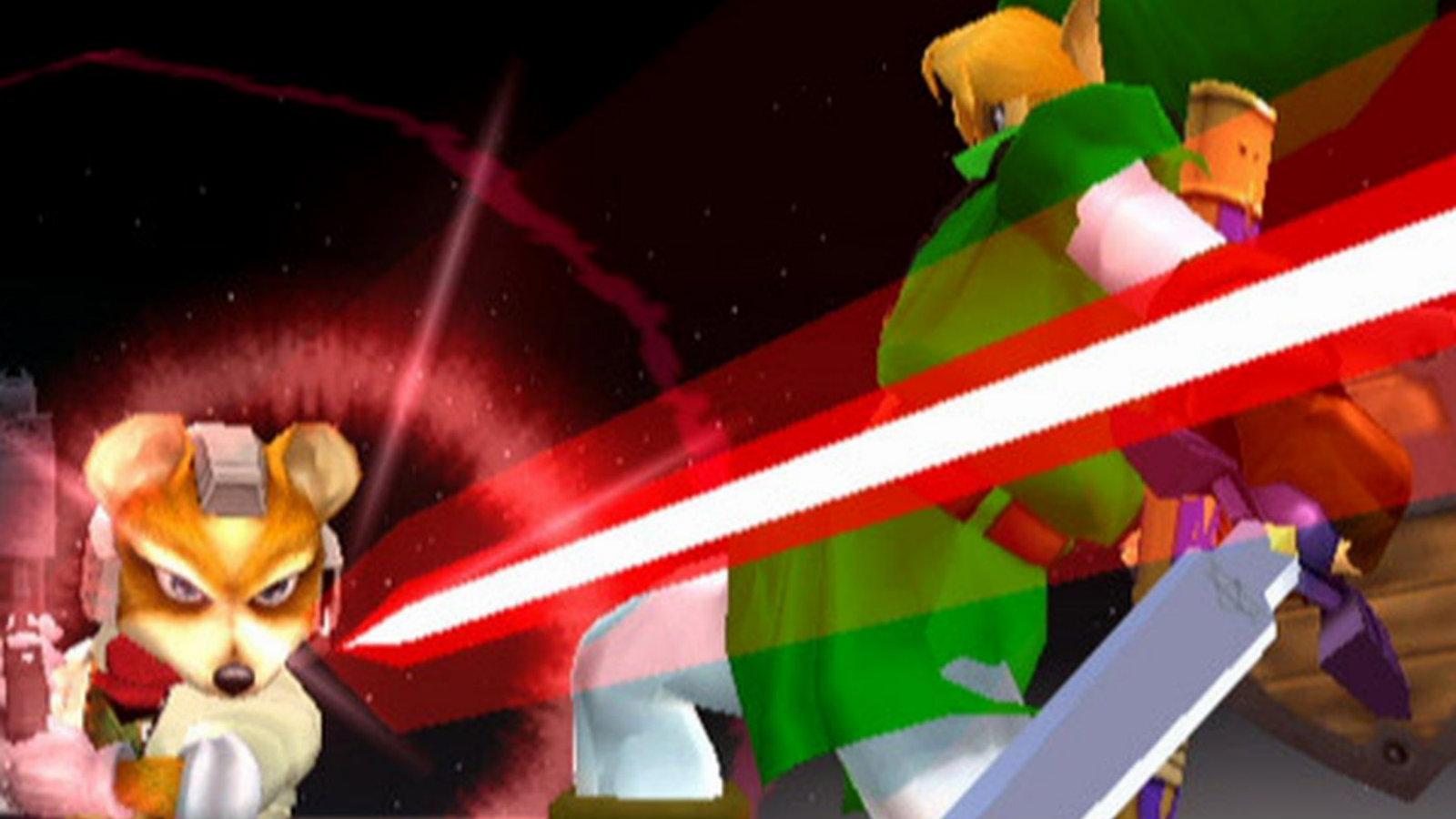 Link dodges Fox laser
