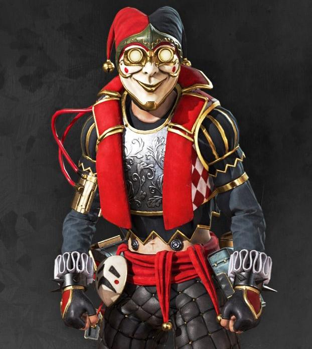 Octane Jester skin