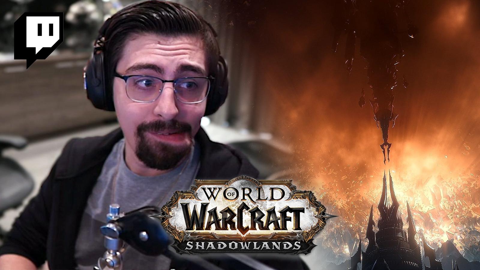 Shroud World of Warcraft Shadowlands