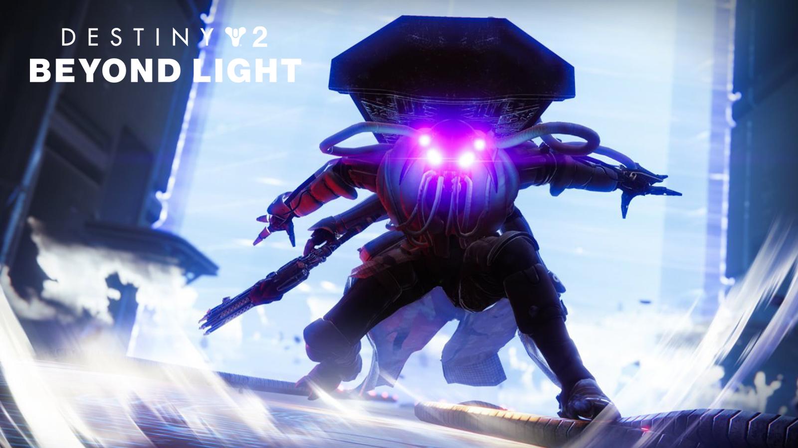 Destiny 2 Beyond Light The Technocrat Empire Hunt