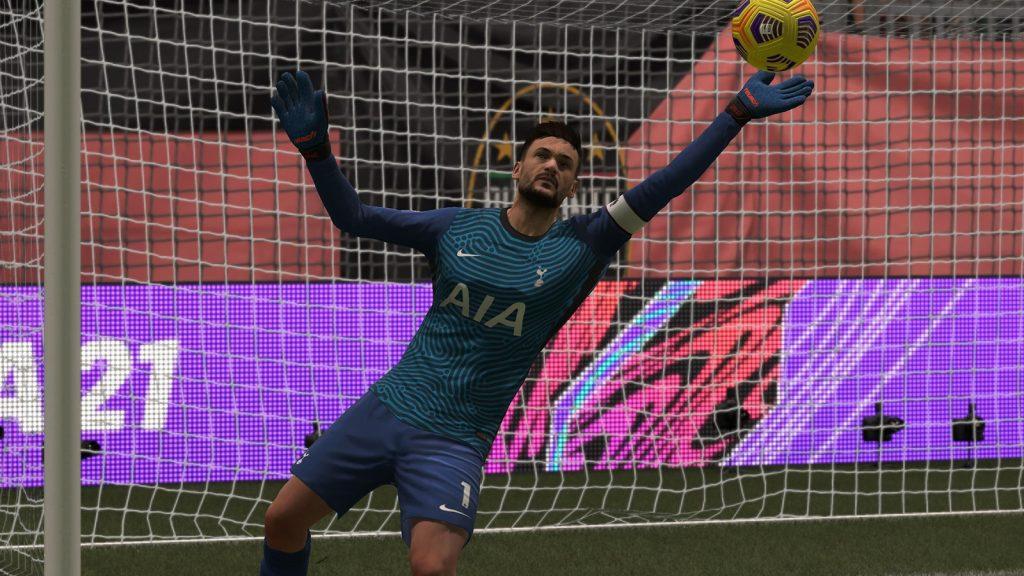 Hugo Lloris was immense in Tottenham's 2-0 win over City last weekend.