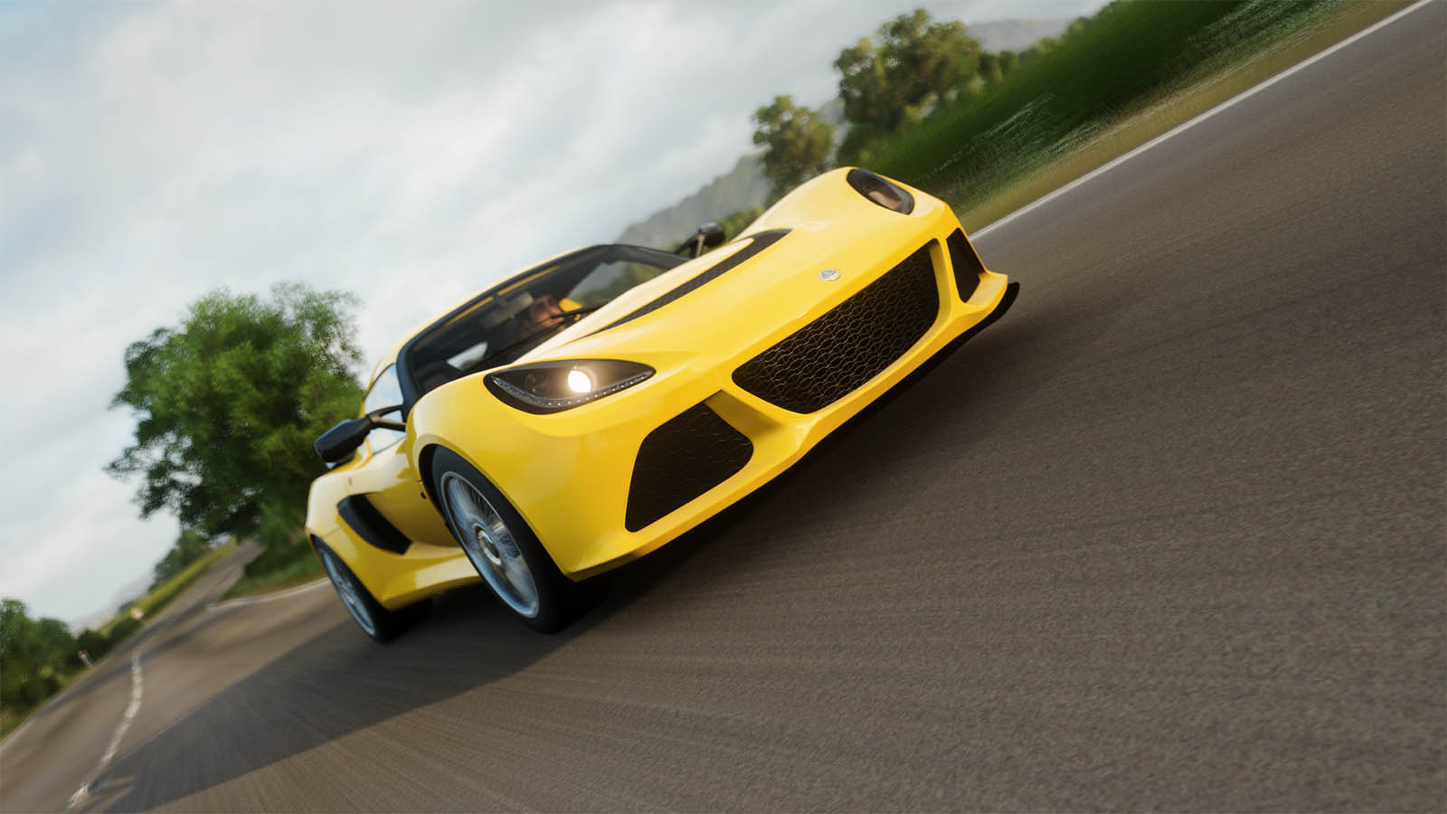Lotus Forza Horizon 4
