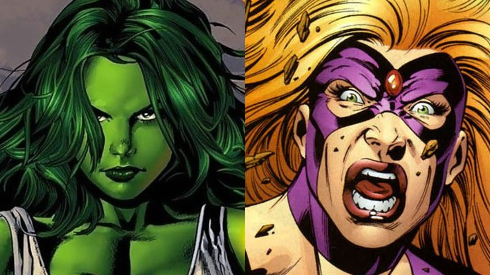 she hulk and titania