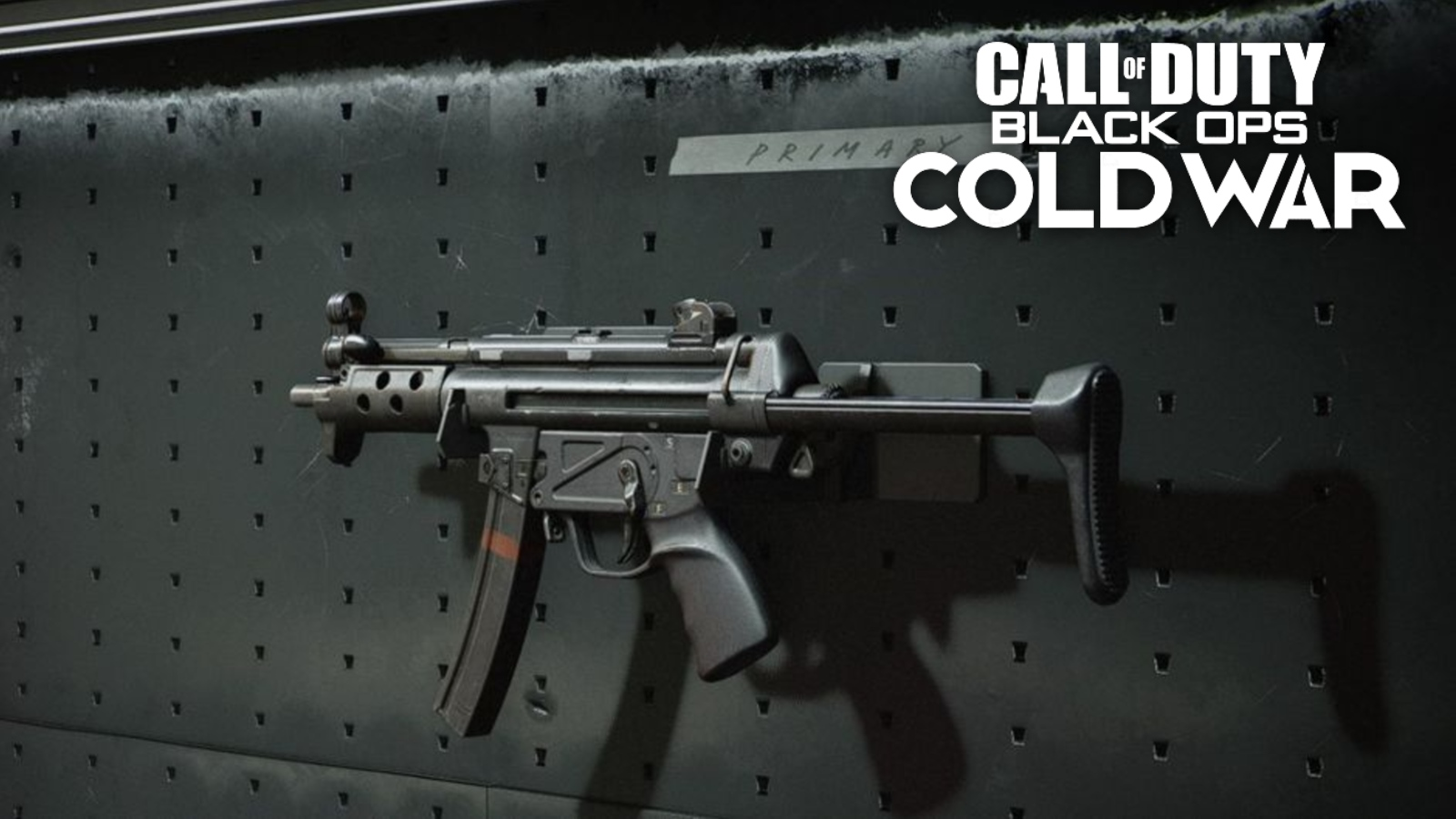 best MP5 loadouts Black Ops Cold War
