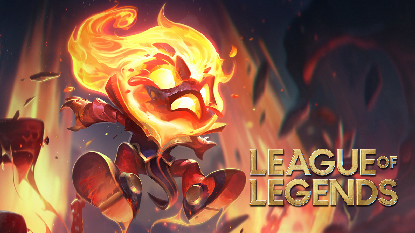 Infernal Amumu in League of Legends