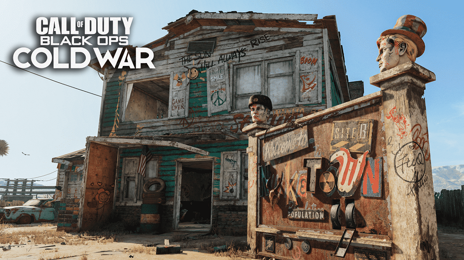 Black Ops Nuketown 84 gameplay