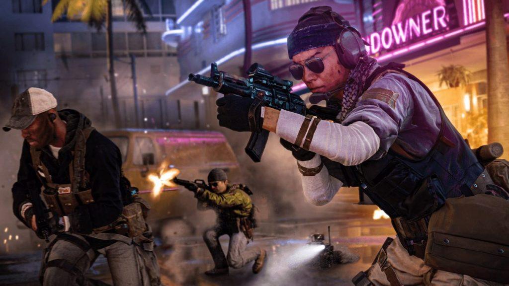 Black Ops Cold War gameplay