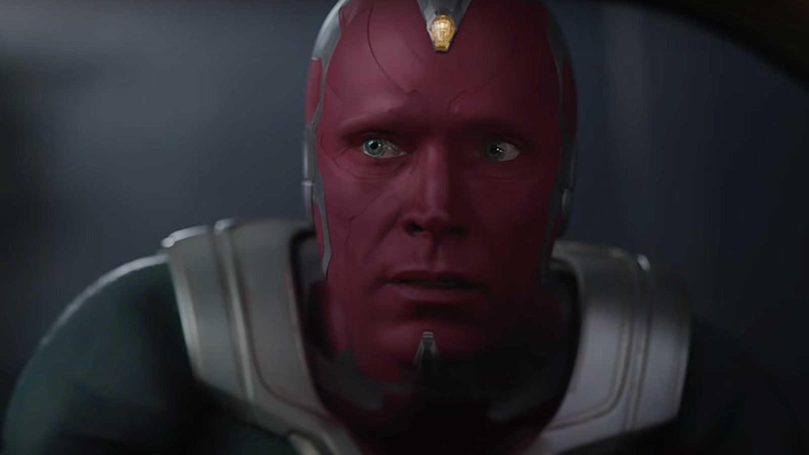 Vision in Marvel's WandaVision trailer