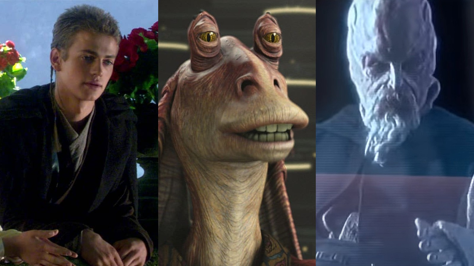 7 worst star wars scenes into best memes