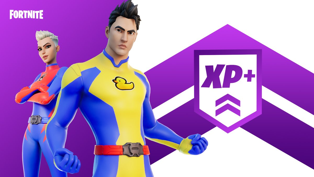 Fortnite XP Xtravaganza