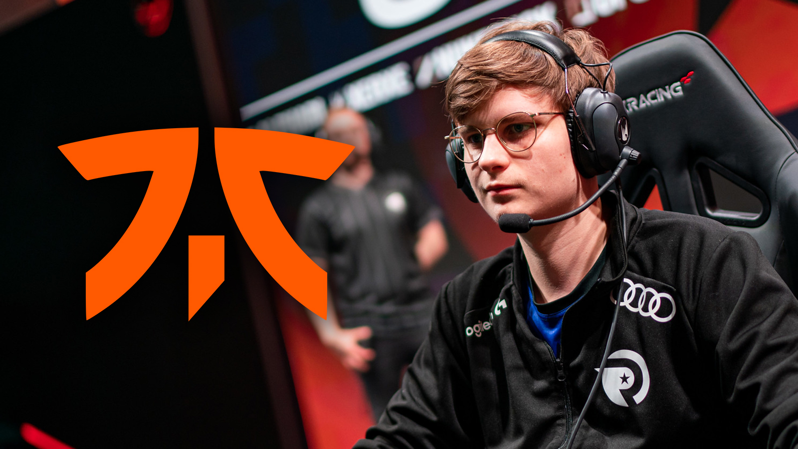 Upset moving to Fnatic for LEC 2021