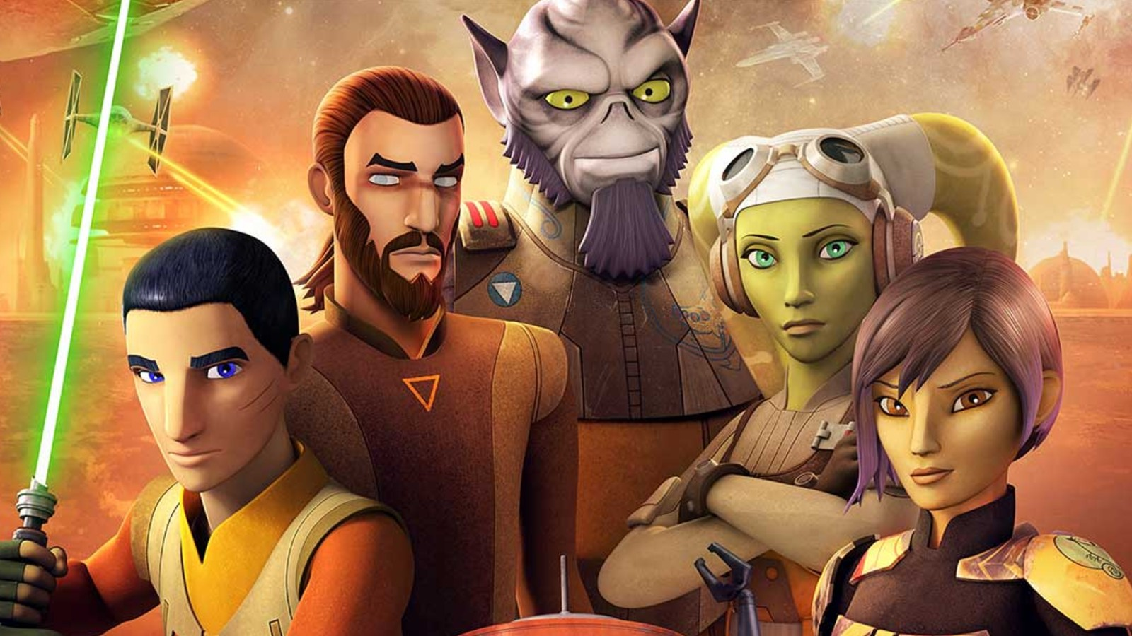 Star Wars Rebels final season connects to mandalorian