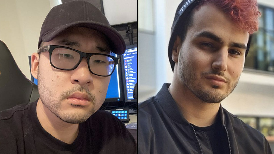 Peter Park and Fedmyster