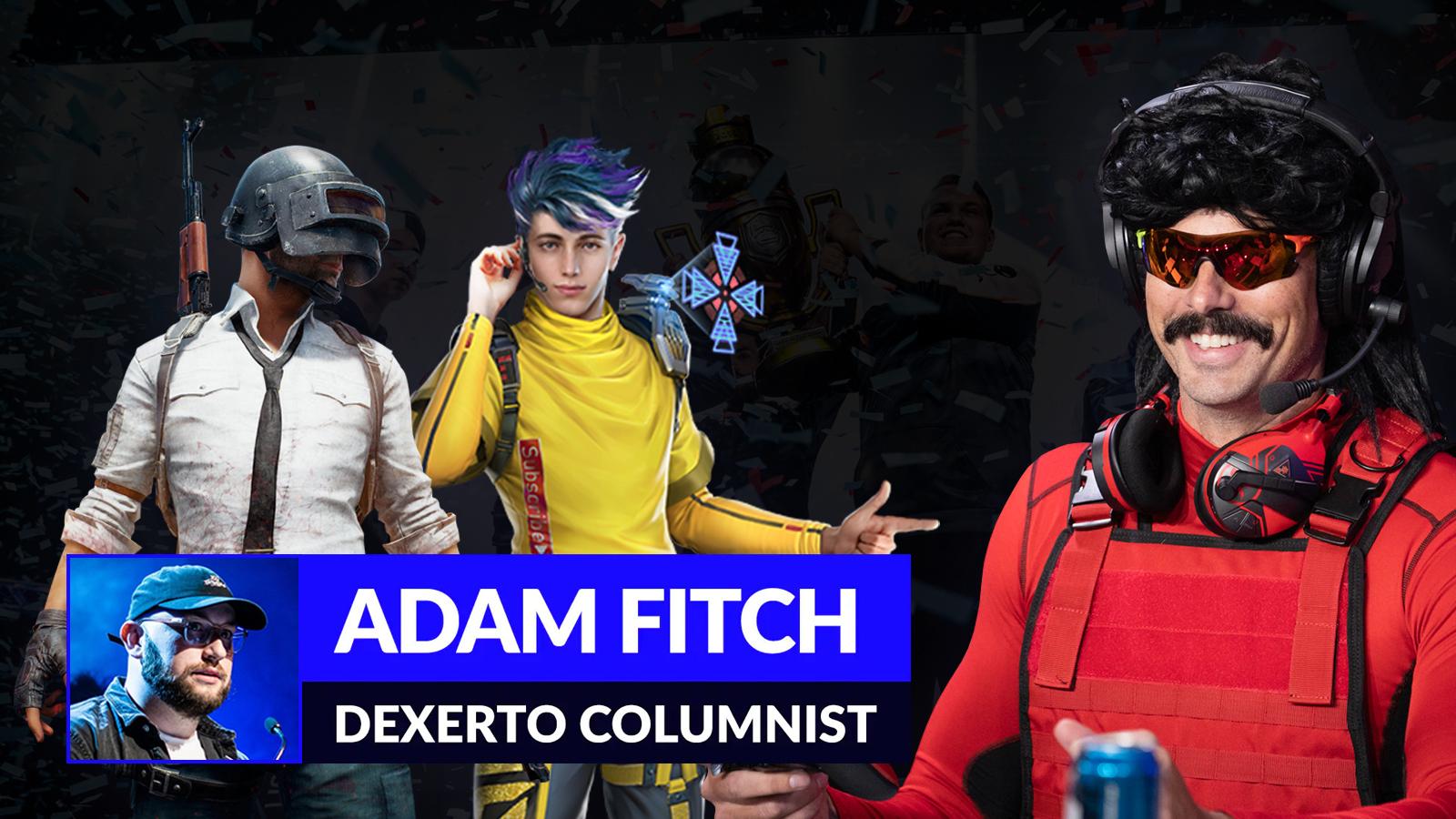 Mobile Esports Column Dr Disrespect