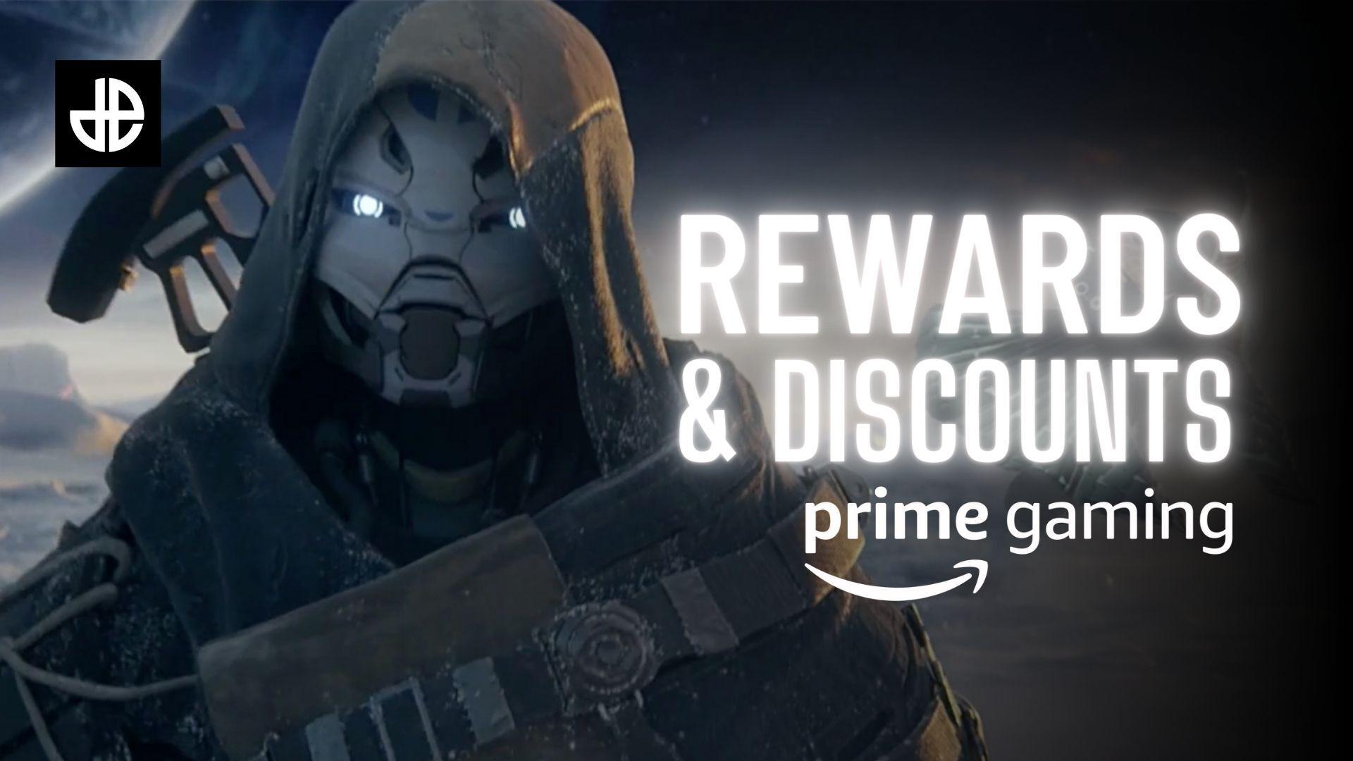 Destiny 2 Prime Rewards