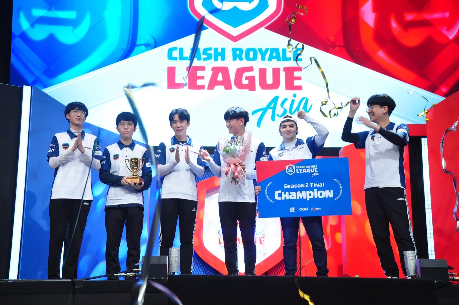 Clash Royale League World Finals