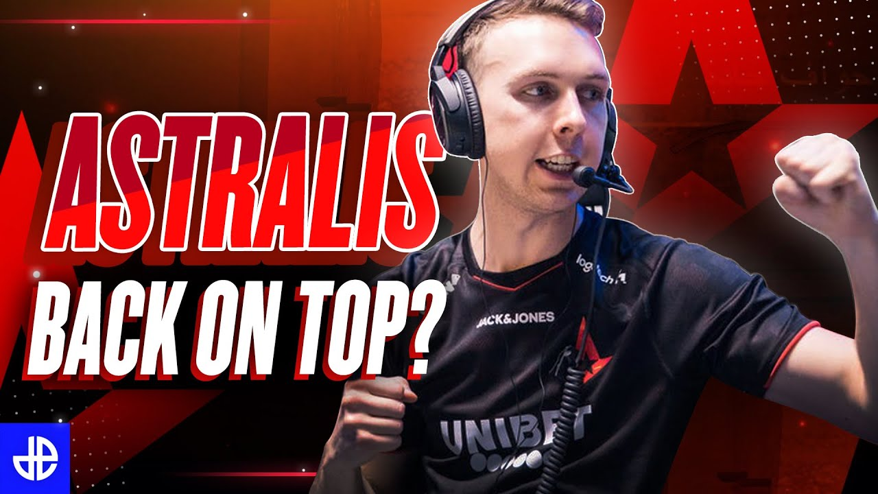Astralis back on top