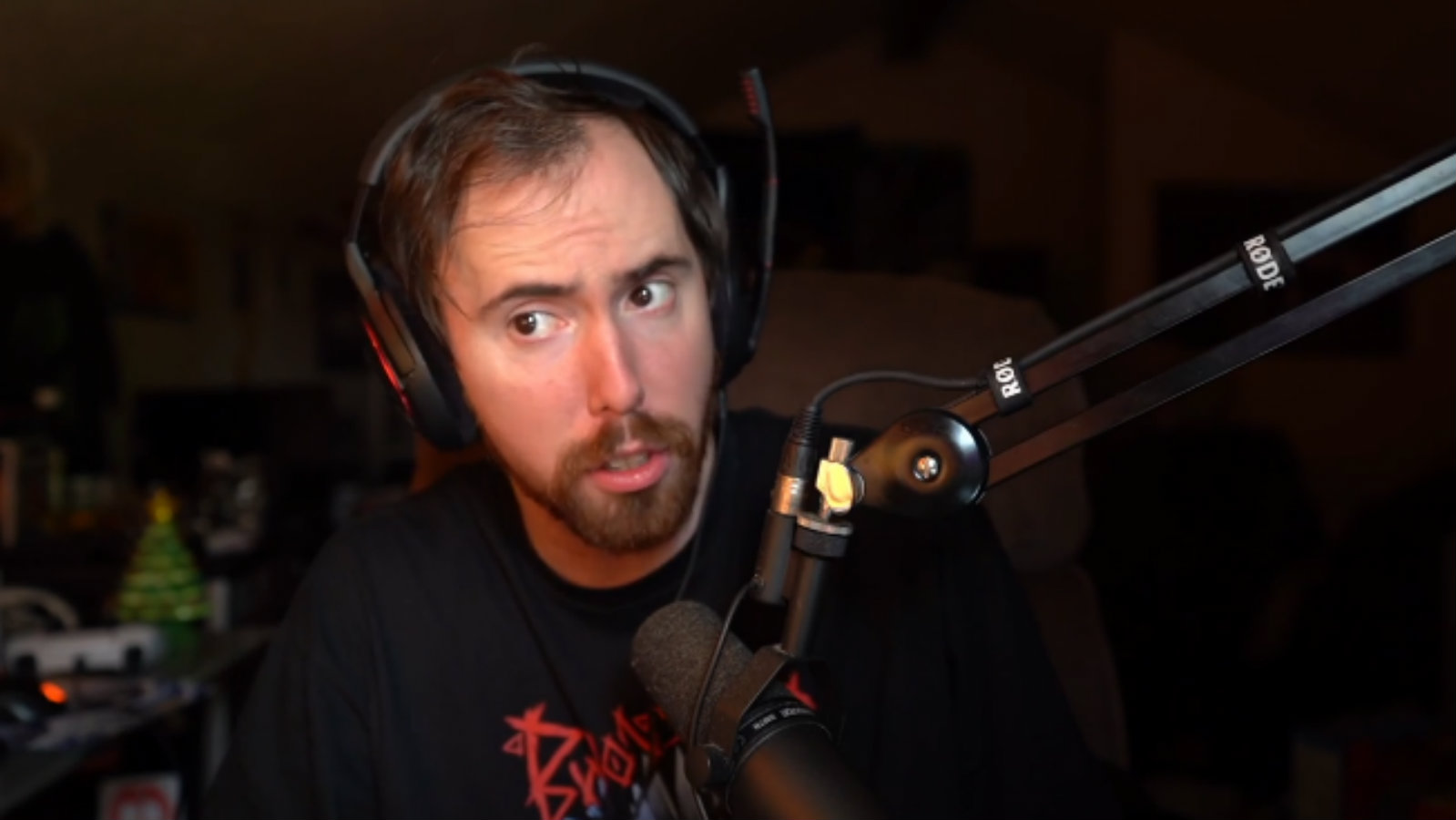 Asmongold defends Forsen after Twitch ban