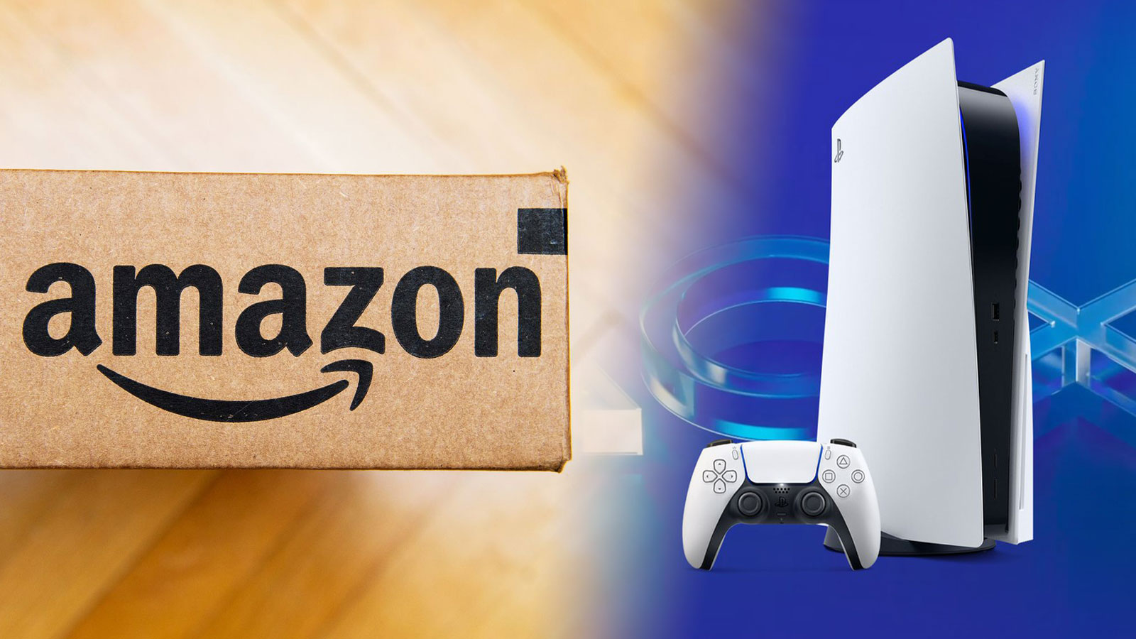 Amazon driver steals PS5