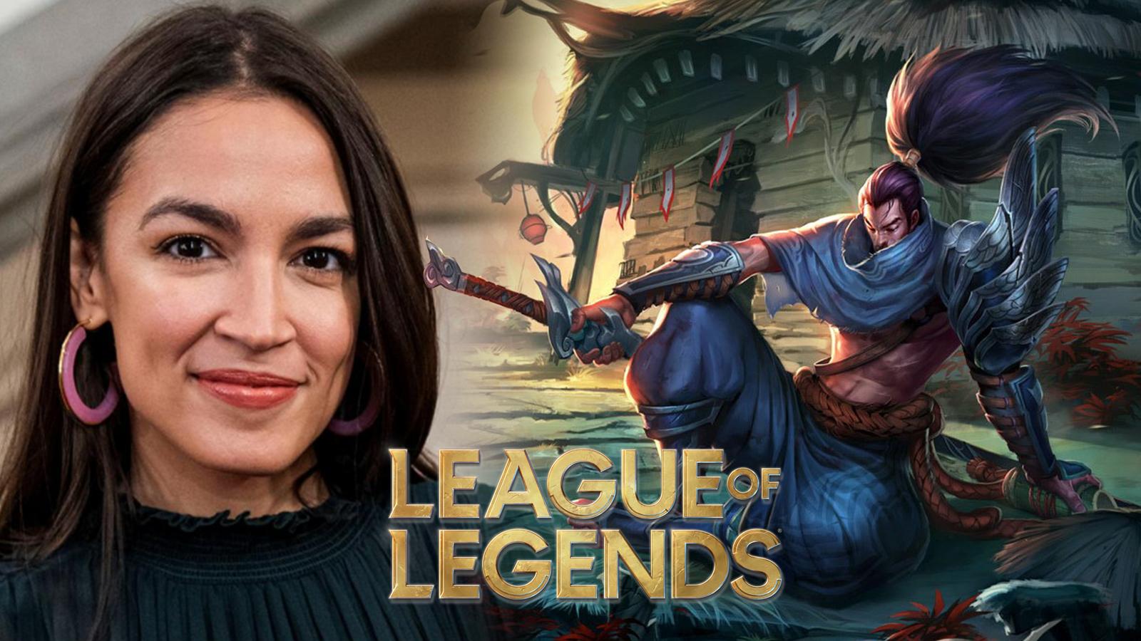 AOC Twitch League of Legends