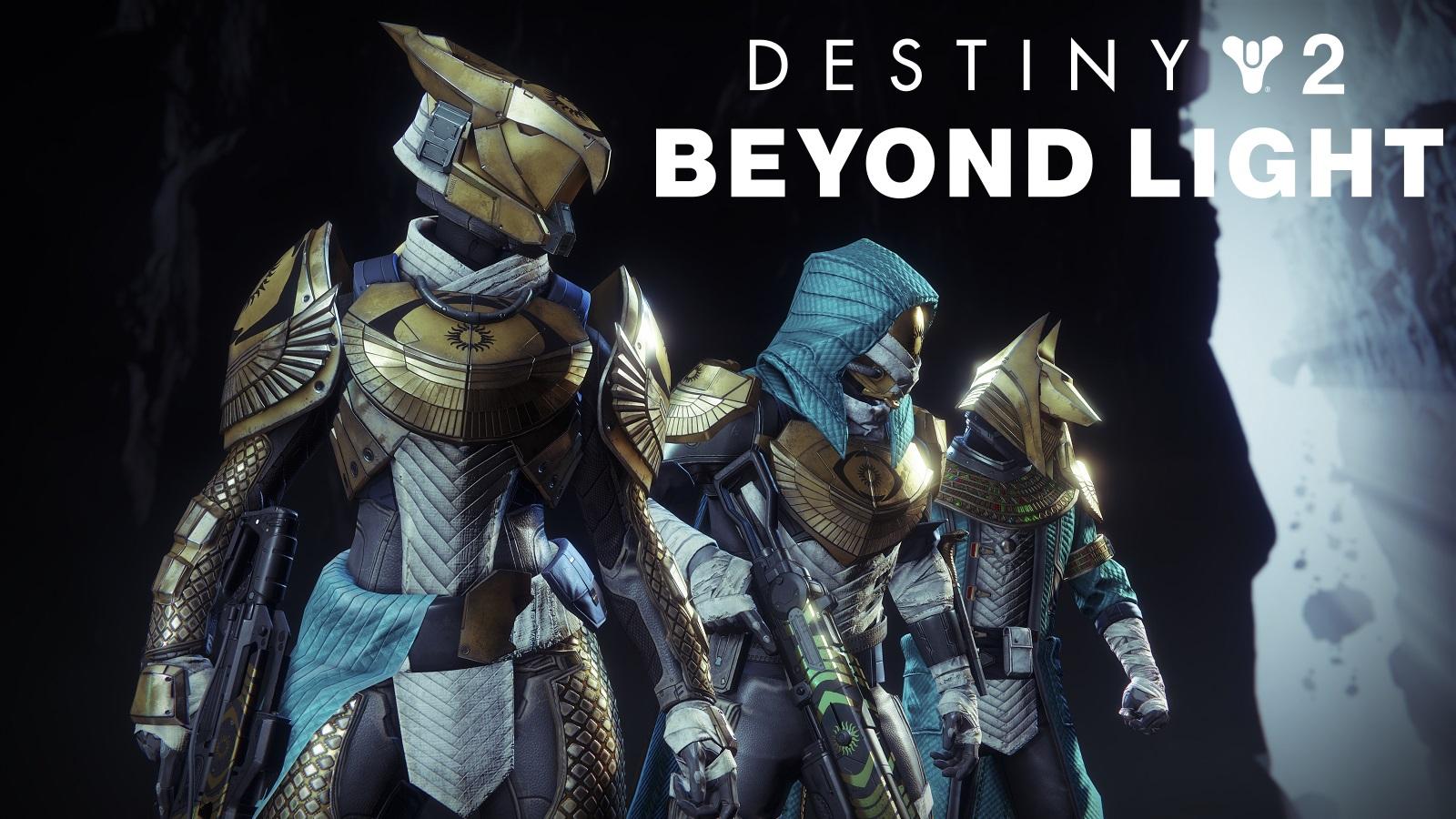 Destiny 2 Trials of Osiris Guardians With Logo