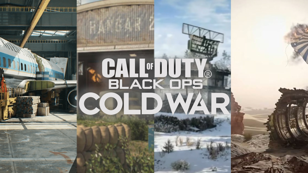 Multiplayer maps in Black Ops Cold War