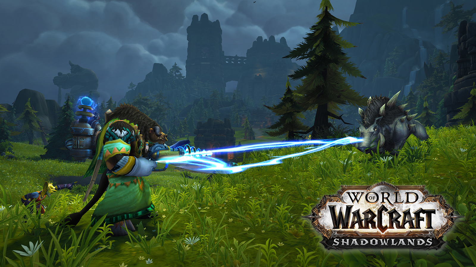 World of Warcraft Shadowlands Free Character Transfer