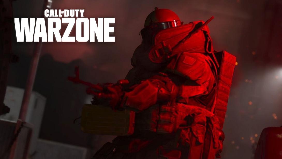 Warzone juggernaut gameplay