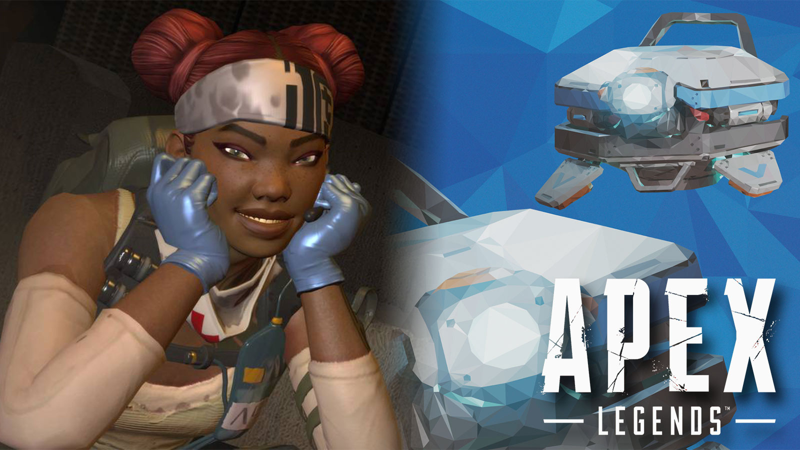 Lifeline drones Apex Legends
