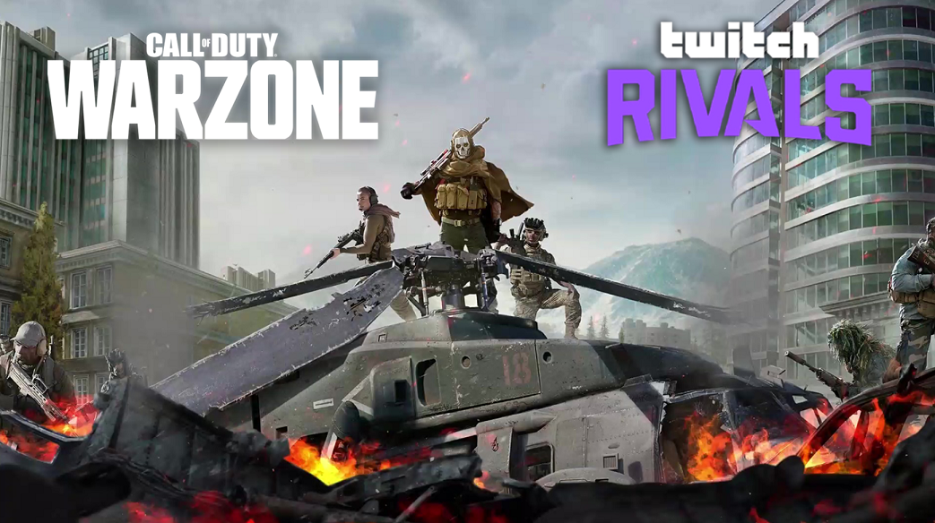 Twitch Rivals Warzone