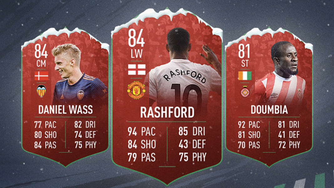 FIFA FUTMAS cards