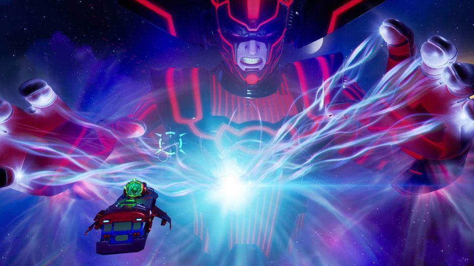 Fortnite Epic Games Galactus Event Record
