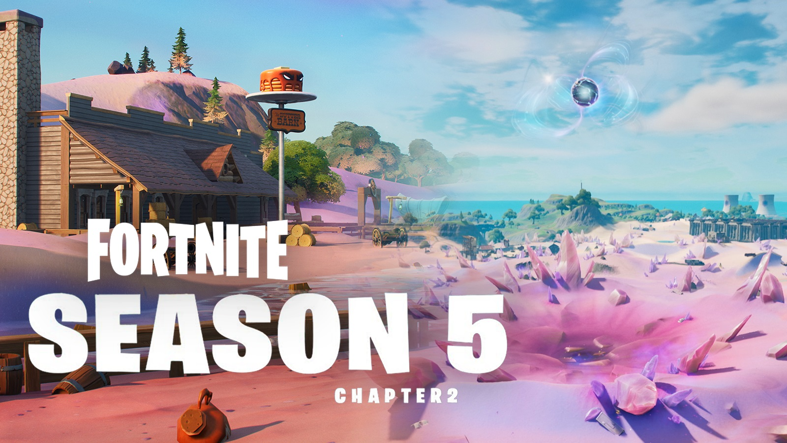 Fortnite Season 5 Map Changes Salty Towers Zero Point More Dexerto It is implied that it is the core or heart of reality, keeping it stable and making interdimensional connections with other realities and destabilises time when unstable. fortnite season 5 map changes salty