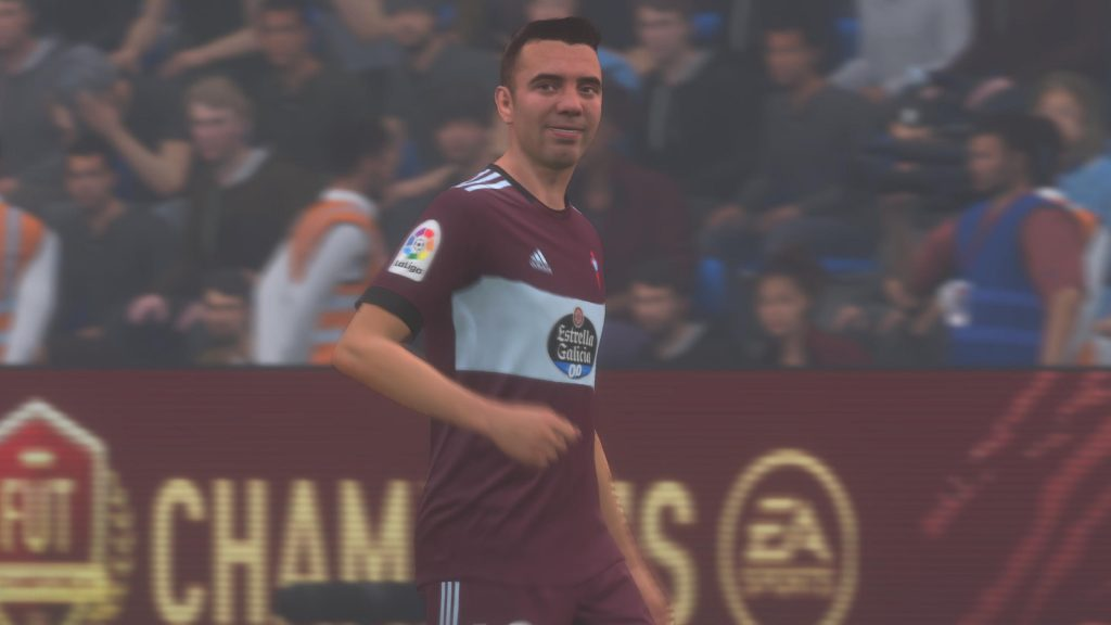 Iago Aspas could be one of the best FIFA 21 stars in the next Team of the Week.