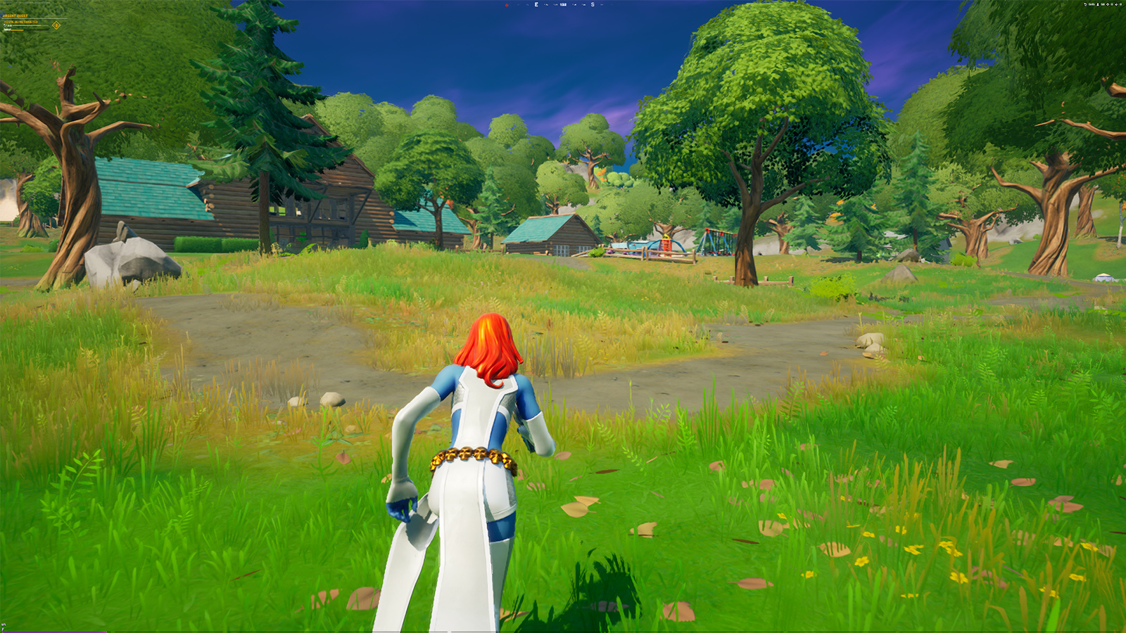 Fortnite's Weeping Woods has seen a change, too