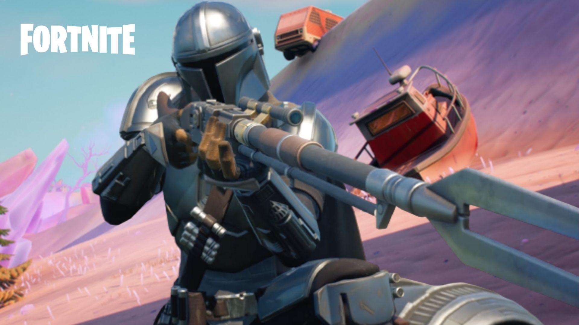 The Mandalorian bounty challenges fortnite