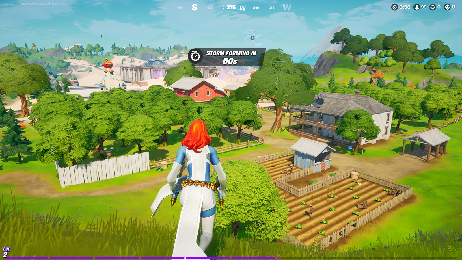 The Orchard, returning in Season 5 of Fortnite's Chapter 2