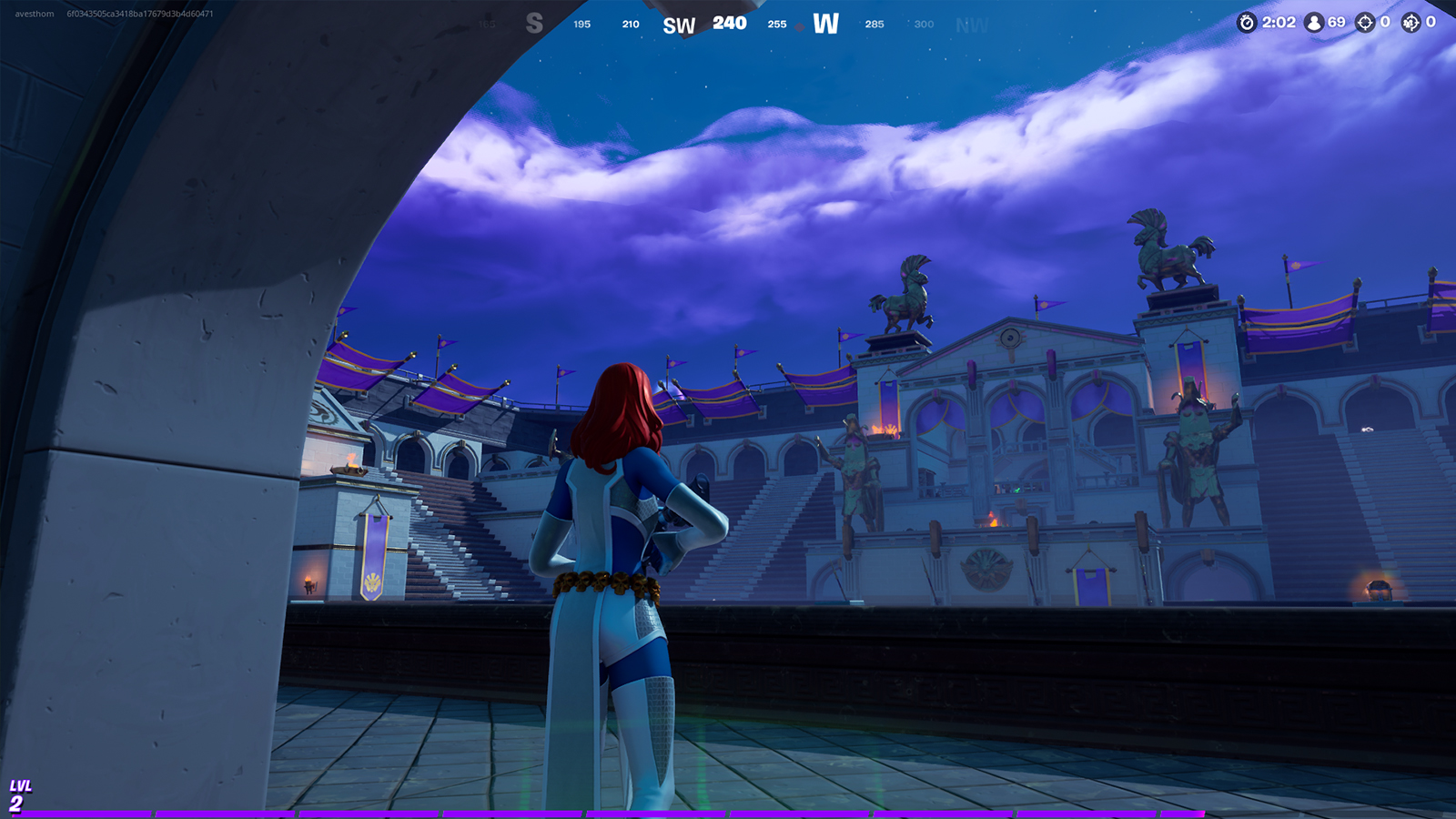 Colossal Colosseum is one of the new main areas that players will find themselves in.