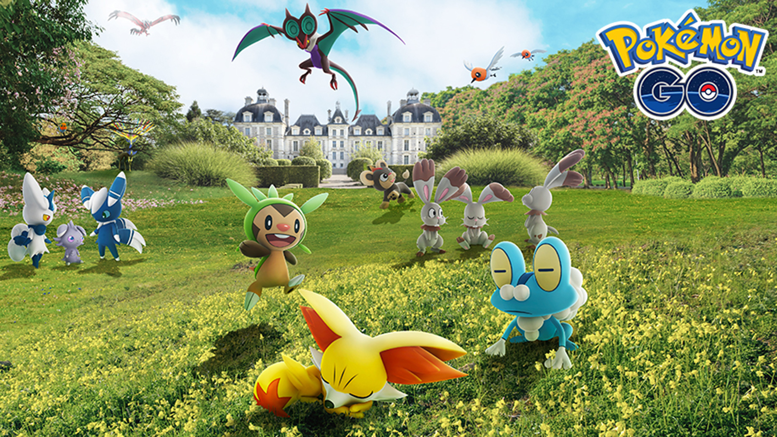 Pokemon Go Kalos Celebration Event