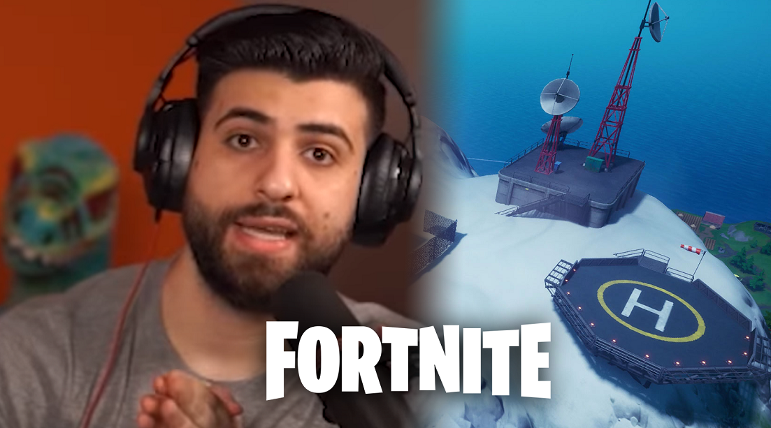 Fortnite Sypher gameplay