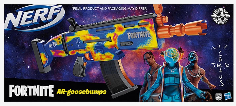 travis scott fortnite merchandise