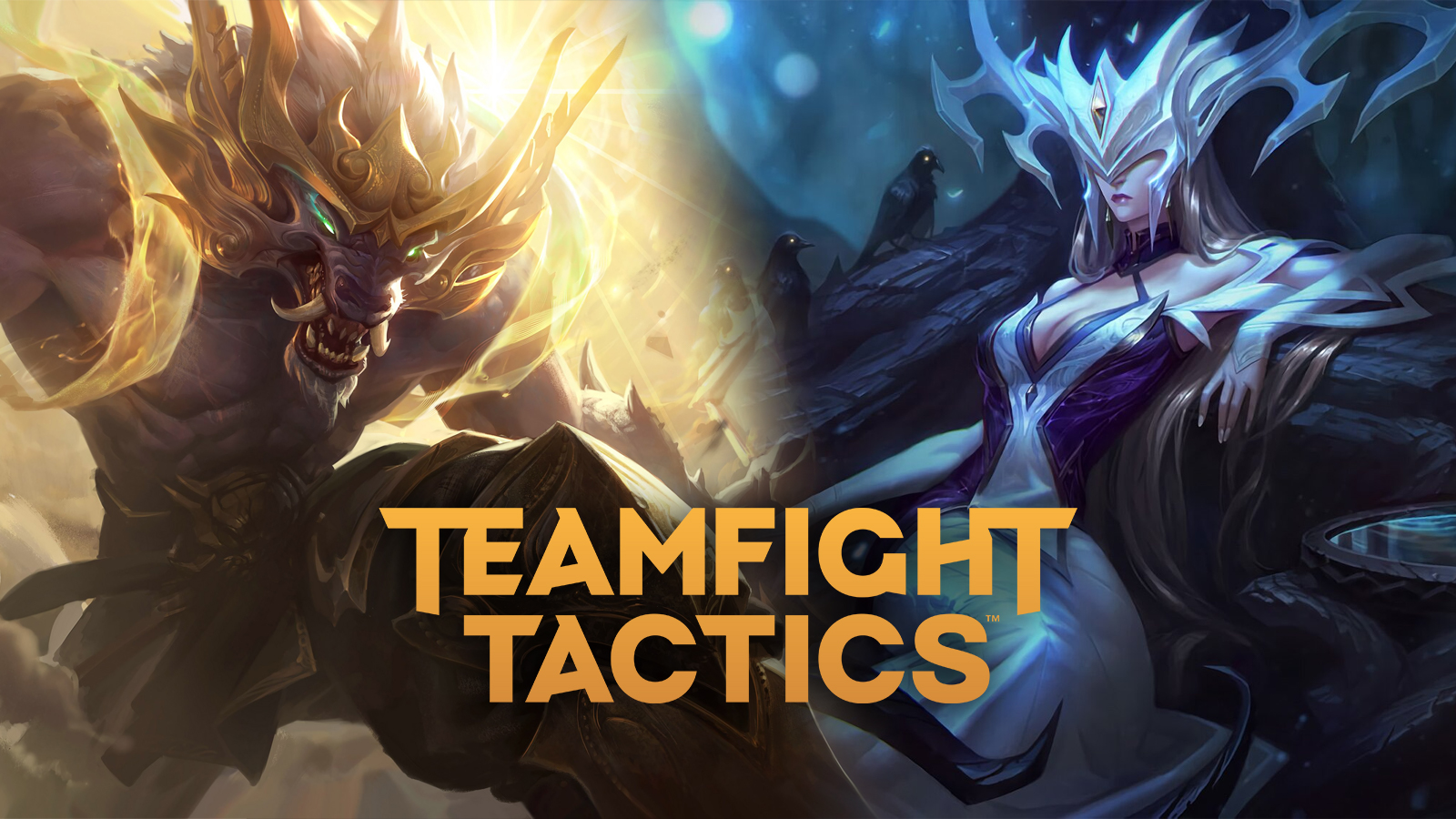 Warwick and Lissandra in TFT