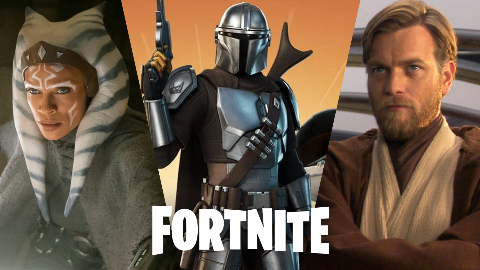 Fortnite Star Wars skins