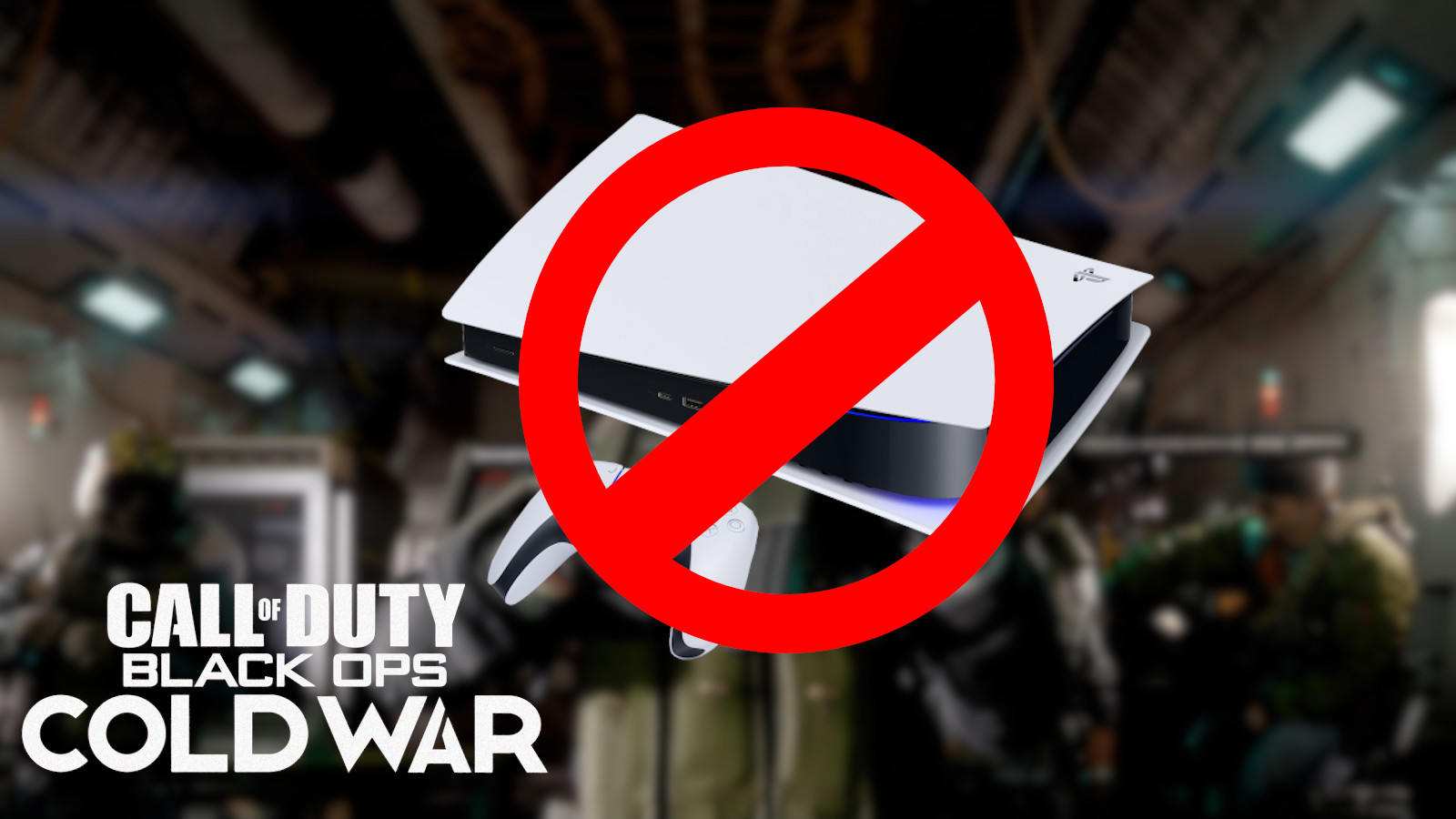 Black Ops Cold War bricking PS5s