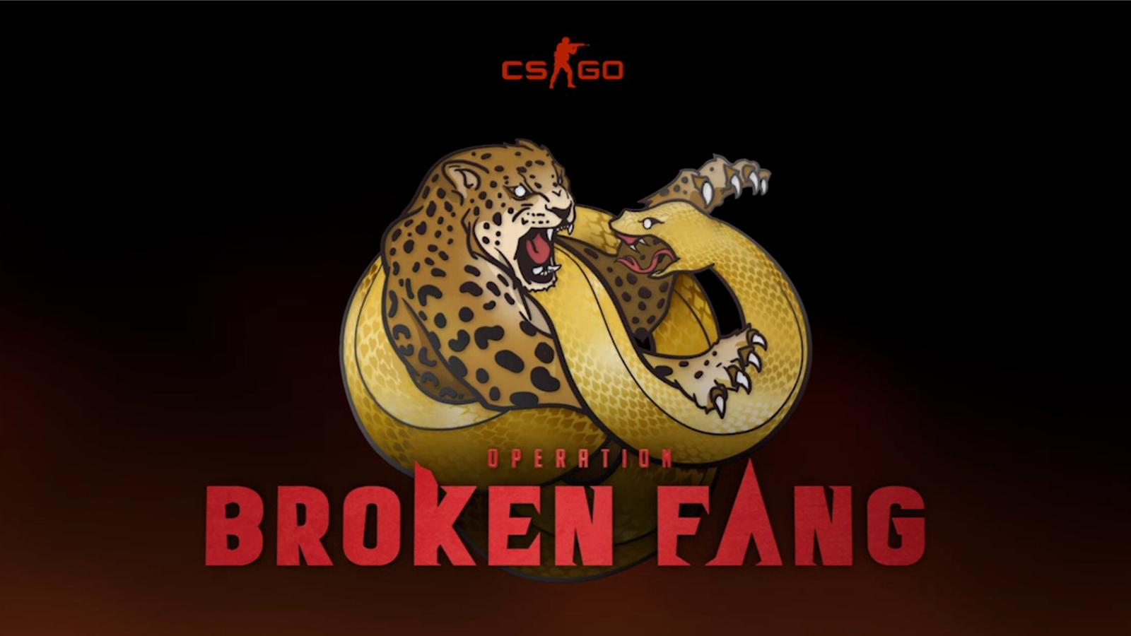 Operation Broken Fang CS:GO