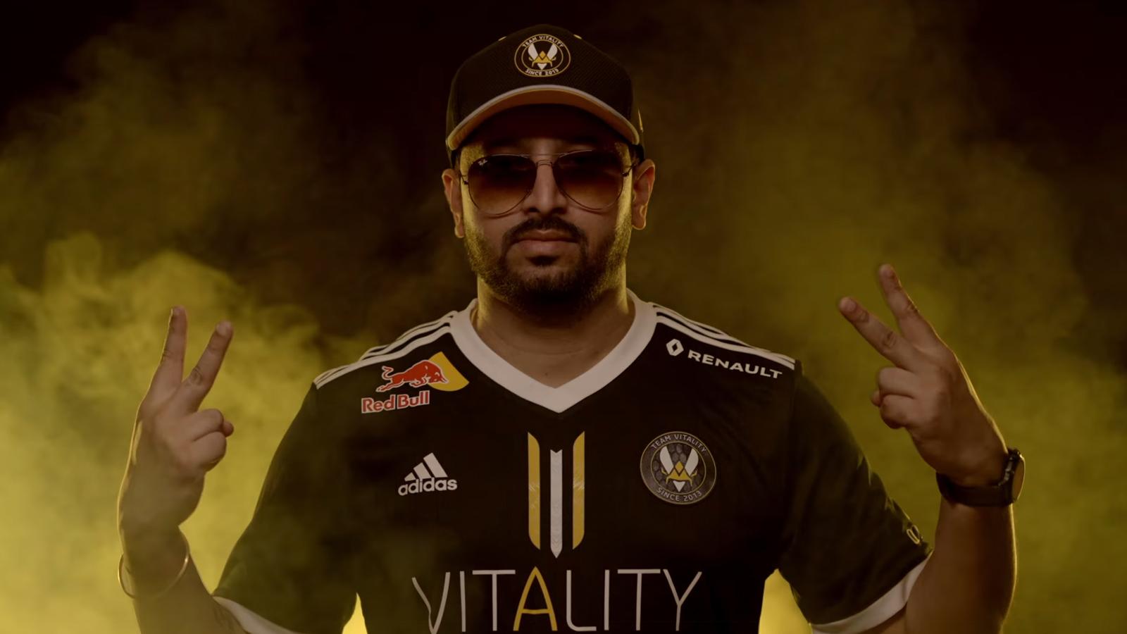 Team Vitality enters India